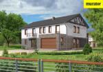 Проект двухэтажного дома   - Муратор Ц196